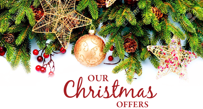 Beauty Salon MOB Christmas offers